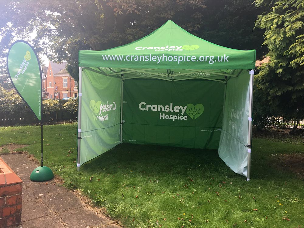 Pop-Up Marquee