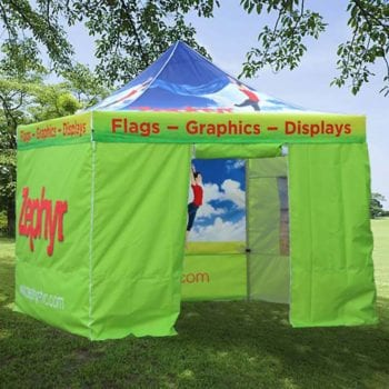 Zephyr Pop-up Marquee