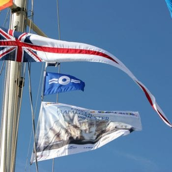 burgee and pennant