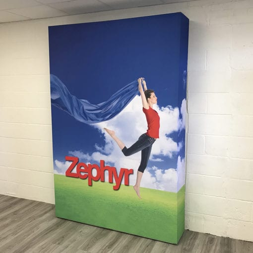 Zephyr Fabric Pop-up Backdrop