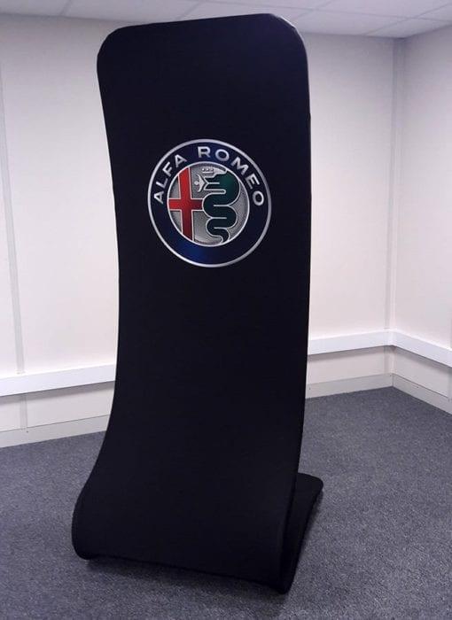 Alfa Romeo Cobra Stand
