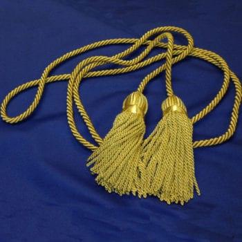 Cord and tassel set