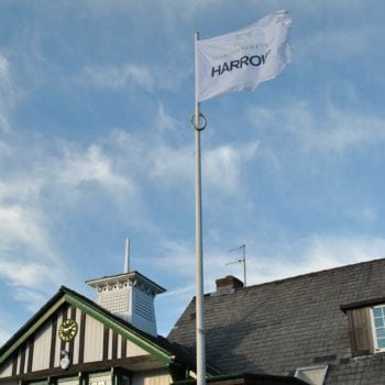 Tyneside Golf Club House Flag