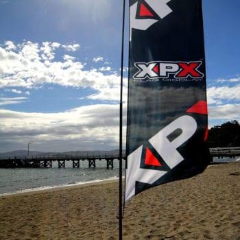 xpx on ground stake mount