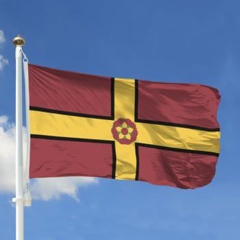 Northamptonshire County Flag